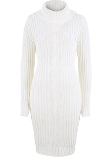 Короткие платья Платье вязаное Bonprix