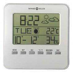 Настольные часы (13х13 см) Howard Miller