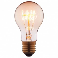 Лампа накаливания Эдисон E27 220В 60Вт 2700K 1004 Loft IT