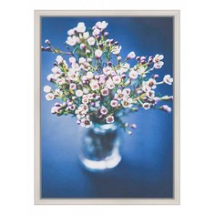Картина (30х40 см) Нежные цветы BE-103-236 Ekoramka