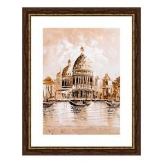 Картина (40х50 см) Санта-Мария BE-103-339 Ekoramka