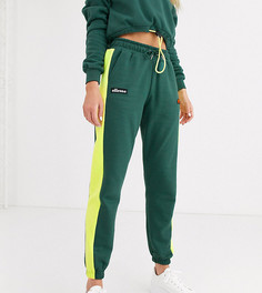 Спортивные брюки с лампасами и манжетами Ellesse
