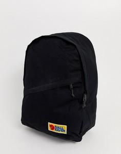 Черный рюкзак объемом 25 литров Fjallraven Vardag