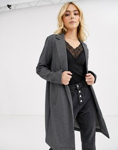 Удлиненное пальто-кардиган Pieces Lori