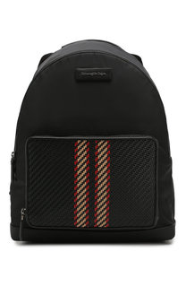 Текстильный рюкзак Ermenegildo Zegna