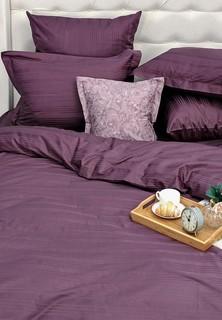 Постельное белье 1,5-спальное LaPrima Фиолетовый ноктюрн