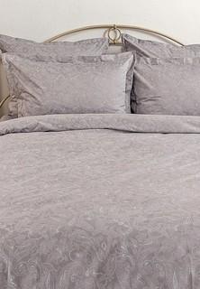 Постельное белье 1,5-спальное LaPrima Серебристая дымка (Paisley)