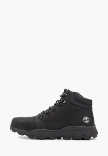 Ботинки Timberland Brooklyn Hiker BLACK