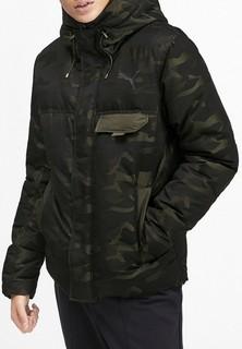Пуховик PUMA 480 Camo Down Jacket
