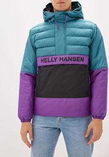 Куртка утепленная Helly Hansen P&C QUILTED ANORAK