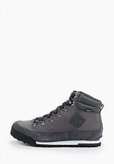 Ботинки The North Face M BACK-2-BERKELEY NL DKSHDWGR/TNFBL