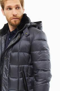 Куртка КМ-071/218 grey La Biali