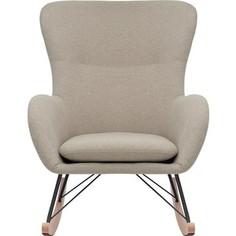 Кресло-качалка Leset Sherlock KR908-2 бежевый