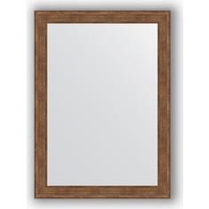 Зеркало в багетной раме поворотное Evoform Definite 53x73 см, сухой тростник 51 мм (BY 0794)