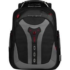 Рюкзак Wenger 17 черный/серый 600639