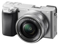 Фотоаппарат Sony Alpha A6400 Kit E PZ 16-50mm F/3.5-5.6 OSS Silver