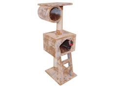 Когтеточка Pet Choice 40х35х109cm Beige SBE896