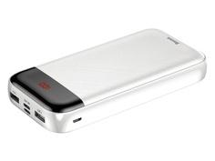 Аккумулятор Baseus Mini Cu Digital Display Power Bank 20000mAh White PPALL-CKU02