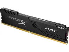 Модуль памяти Kingston HyperX Fury Black DDR4 DIMM 3000MHz PC4-24000 CL15 - 4Gb HX430C15FB3/4