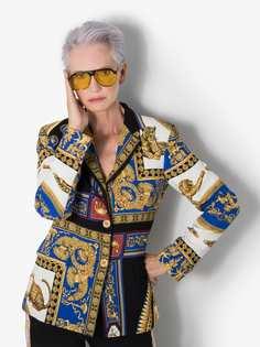 Dior Eyewear солнцезащитные очки-авиаторы Club 3
