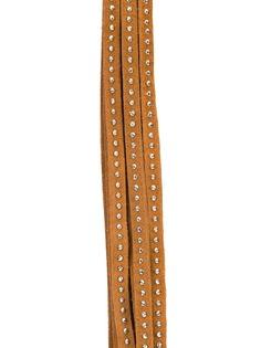 Amiri брелок для ключей с заклепками