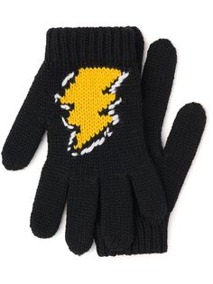 Prada Cablé knit gloves