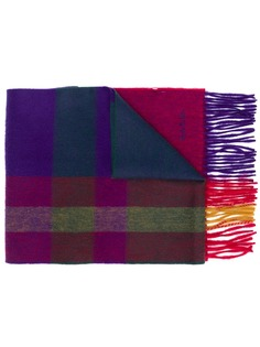 Paul Smith клетчатый шарф