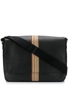 Paul Smith сумка-мессенджер со вставкой в полоску