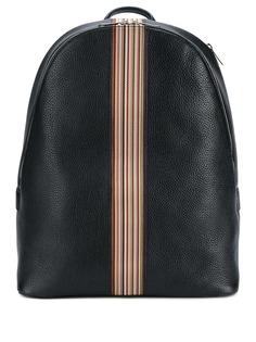 PAUL SMITH классический рюкзак в полоску