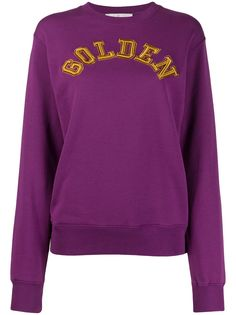Golden Goose logo detail sweatshirt