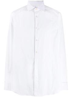 Paul Smith рубашка с отделкой на манжетах