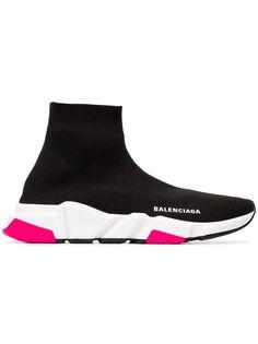 Balenciaga кроссовки-носки Speed