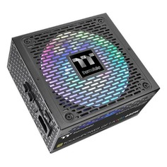 Блок питания THERMALTAKE Toughpower GF1 ARGB, 650Вт, 140мм, черный, retail [ps-tpd-0650f3fage-1]