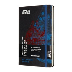 Ежедневник MOLESKINE STAR WARS LE, 400стр