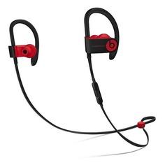 Наушники Гарнитура BEATS Powerbeats 3 Decade Collection, Bluetooth, вкладыши, черный/красный [mrq92ee/a]