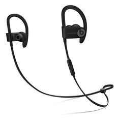 Наушники Гарнитура BEATS Powerbeats 3, Bluetooth, вкладыши, черный [ml8v2ee/a]