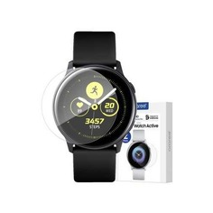 Пленка защитная Samsung araree Pure Diamond Film для Samsung Galaxy Watch Active2 (GP-TFR820KDATR)