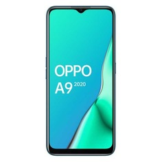 Смартфон OPPO A9 2020 128Gb, CPH1941, зеленый морской