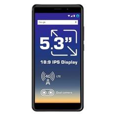 Смартфон PRESTIGIO Muze K3 LTE 8Gb, черный