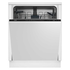 Посудомоечная машина полноразмерная Beko DIN26420, белый