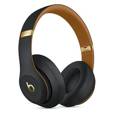 Наушники с микрофоном BEATS Studio3 Skyline Collection, 3.5 мм/Bluetooth, мониторы, черный [mtqw2ee/a]