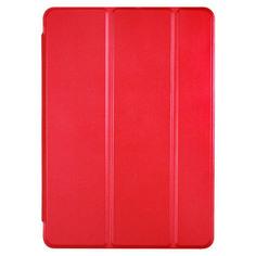 Чехол для iPad Red Line для iPad 10.2 с силиконовой крышкой красный