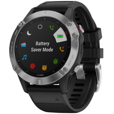 Спортивные часы Garmin Fenix 6 Sapphire Gray/Black