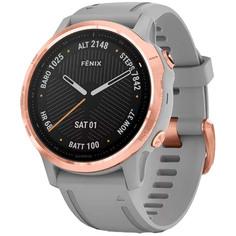 Спортивные часы Garmin Fenix 6S Sapphire Rose Gold/Gray