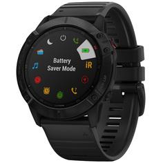 Спортивные часы Garmin Fenix 6X Pro Black/Black
