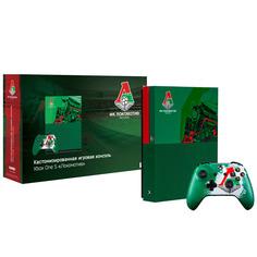 """Игровая консоль Xbox One Xbox One Rainbo S 1TB """"Локомотив"""""""