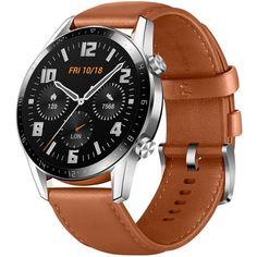 Смарт-часы Huawei Watch GT2 Pebble Brown, рем. Brown (LTN-B19)