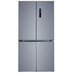 Холодильник многодверный Ginzzu NFK-575 Dark Grey
