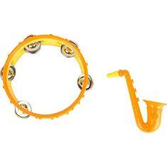Игровой набор S+S Toys Музыкальная пауза оранжевый