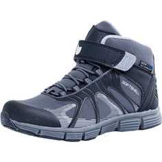 Ботинки Котофей, цвет: серый
